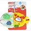 หนังสือผ้ารูปปลา SKK Baby รุ่น Ocean Pals Sea Activity Book เสริมพัฒนาการ thumbnail 4