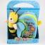 หนังสือผ้า ผึ้ง-ผีเสื้อน้อยแสนสวย Jollybaby thumbnail 14