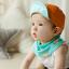 HT397••หมวกเด็ก•• / หมวกแก็ป Happy (สีส้ม) thumbnail 5