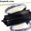 กระเป๋า Charle & Keith Guesseted Mini Tote Bag 2016 สีดำ ราคา 1,390 บาท Free Ems thumbnail 4