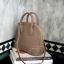 กระเป๋า KEEP Alma Infinite Handbag สีน้ำตาลโกโก้ ราคา 1,790 บาท Free Ems #ใบนี้หนังแท้ค่า thumbnail 3