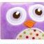ตุ๊กตาผ้า นกน้อยเสริมพัฒนาการ Happy Monkey ห่วงเขย่า มือจับ thumbnail 17