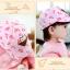 หมวกแก๊ป หมวกเด็กแบบมีปีกด้านหน้า ลายหมีสกรีนสามเหลี่ยม (มี 4 สี) thumbnail 12