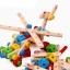 ของเล่นไม้ ชุดประกอบ เครื่องบิน รถ หุ่นยนต์ และอื่นๆ เสริมสร้างพัฒนาการ thumbnail 13