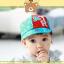 HT369••หมวกเด็ก•• / หมวกแก็ป STAR (สีฟ้า) thumbnail 3
