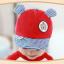 หมวกแก๊ป หมวกเด็กแบบมีปีกด้านหน้า ลายหมีน้อย (มี 4 สี) thumbnail 6
