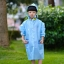 เสื้อกันฝนเด็ก Funny Rain Coat แฟชั่นญี่ปุ่นน่ารักๆ thumbnail 8