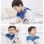 ผ้ากันเปื้อนเด็กซับน้ำลาย หมุนได้รอบคอ 360 องศา มีกระดุมถอดง่าย thumbnail 2