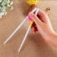 [ฟรี เมื่อซื้อครบ 1,000] ตะเกียบหัดคีบ ช่วยฝึกหัดจับตะเกียบได้อย่างถูกวิธี thumbnail 4