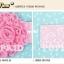 ผ้าคาดผมเด็กอ่อน ดอกไม้ลูกไม้สไตล์เกาหลี thumbnail 7