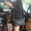 กระเป๋าสะพาย ปรับเป็นคลัชได้ สีดำ รุ่น KEEP Doratry shoulder &clutch bag thumbnail 11