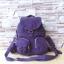 กระเป๋าเป้ Kipling Outlet HK สีม่วง กระเป๋าเป้ ขนาดเล็กขนาดกระทัดรัด thumbnail 1