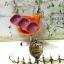 ถ้วย3ช่อง ชมพู (สีพิเศษ) thumbnail 1