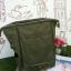 กระเป๋าเป้ Anello flap rucksack polyester canvas แบรนด์ดังรุ่นใหม่มาอีกแล้วว วัสดุผ้าแคนวาสเนื้อดี ยังคงเอกลักษณ์ความกว้างของปากกระเป๋าเพื่อการใช้งานที่ง่ายและสะดวก รุ่นนี้มีช่องเก็บสัมภาระมากมาย ทั้งภายในและภายนอก ด้านข้างใส่ขวดน้ำได้ ด้านหลังยังคงเป็นช่ thumbnail 6