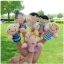 หุ่นนิ้วมือ ชุดครอบครัวสุขสันต์ Set 6 คน แบรนด์ NanaBaby thumbnail 7