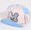 หมวกแก๊ป หมวกเด็กแบบมีปีกด้านหน้า ลาย M (มี 5 สี) thumbnail 12