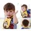 ผ้ากันเปื้อน Carter's ลายลิง Hello Banana thumbnail 3