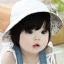 หมวกปีกเด็กหญิง ใส่ได้ 2 ด้าน น่ารักสไตล์เกาหลี thumbnail 12