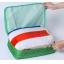 กระเป๋าจัดระเบียบ จัดกระเป๋าเดินทาง ใส่เสื้อผ้า ชุดชั้นใน เครื่องสำอาง อุปกรณ์ไอที มีให้เลือก 6 ลาย 6 สี thumbnail 5