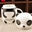 แก้วกาแฟเซรามิกหมีแพนด้า thumbnail 4