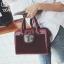 กระเป๋า Fashion Usen Import Redwine Colour ราคา 990 บาท Free Ems thumbnail 7