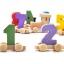 ของเล่นไม้ รถไฟลาก สอนนับเลข เสริมพัฒนาการ thumbnail 4