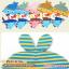 AP131••เซตหมวก+ผ้ากันเปื้อน•• / [สีเหลือง+ฟ้า] ปลา thumbnail 5