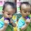 ยางกัดซิลิโคนผลไม้ DUOLADUOBU สำหรับเด็กเล็ก BPA-Free thumbnail 7