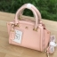 LYN Madison Bag สีชมพูโอรส กระเป๋าถือหรือสะพายทรงสวย รุ่นใหม่ล่าสุด วัสดุหนัง Saffiano thumbnail 3