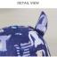 หมวกแก๊ป หมวกเด็กแบบมีปีกด้านหน้า ลายแมวเหมียว (มี 3 สี) thumbnail 13