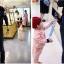 สายจูงเด็ก Anti-Lost Band ป้องกันเด็กหายและอุบัติเหตุ แบบสปริงยืดหดไม่เกะกะ thumbnail 3