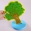 ของเล่นไม้ ต้นผลไม้มีแม่เหล็กดูดติด สอนนับเลข-บวกเลข thumbnail 3