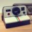 กล่องใส่ทิชชู่กล้อง Polaroid < พร้อมส่ง > thumbnail 2