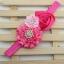 ผ้าคาดผมเด็กเจ้าหญิงน้อยยุโรป กลุ่มดอกไม้ผ้าเกสรเพชร น่ารักระดับพรีเมี่ยม thumbnail 6