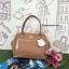 กระเป่า Anello PU Leather boston bag C.Beige Color ราคา 1,490 บาท Free Ems thumbnail 1