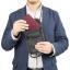 กระเป๋าใส่พาสปอร์ตแบบห้อยคอ ป้องกันการขโมยข้อมูลบัตรเครดิตด้วยคลื่น RFID มี 3 สีให้เลือก thumbnail 29