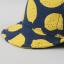 หมวกแก๊ป หมวกเด็กแบบมีปีกด้านหน้า ลายเลม่อน (มี 2 สี) thumbnail 13