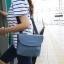 DINIWELL MESSENGER BAG กระเป๋าสะพายอเนกประสงค์ ใส่ได้ทั้งทำงาน ท่องเที่ยว ช่องเยอะ น้ำหนักเบา ผลิตจากไนล่อนคุณภาพสูง กันน้ำ มี 4 สีให้เลือก thumbnail 27