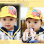 HT370••หมวกเด็ก•• / หมวกแก็ป STAR (สีเหลือง) thumbnail 4