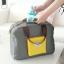 กระเป๋าช้อปปิ้งพับเก็บได้ ผ้าหนา สีสันสดใส ผลิตจากโพลีเอสเตอร์กันน้ำ คุ้มค่า (Street Shopper Bag) thumbnail 35