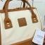 กระเป๋าเป้ Anello Polyurethane Leather Rucksack รุ่น Mini Two-Tone ใหม่ล่าสุด!!! thumbnail 8