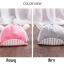 หมวกแก๊ป หมวกเด็กแบบมีปีกด้านหน้า ลายขนตา (มี 2 สี) thumbnail 16