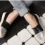 รองเท้าโลฟเฟอร์ไซส์ใหญ่ 41-43 Metallic-cap สีดำ รุ่น KR0589 thumbnail 5