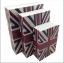 ตู้เซฟหนังสือ ลายธงชาติอังกฤษ thumbnail 1