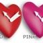 นาฬิกาแขวนผนังรูปหัวใจ <พร้อมส่ง> thumbnail 6
