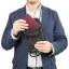 กระเป๋าใส่พาสปอร์ตแบบห้อยคอ ป้องกันการขโมยข้อมูลบัตรเครดิตด้วยคลื่น RFID มี 3 สีให้เลือก thumbnail 10