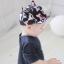 หมวกแก๊ป หมวกเด็กแบบมีปีกด้านหน้า ลายแมวเหมียว (มี 3 สี) thumbnail 11