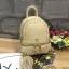 LYN EVITA BACKPACK 2017 รุ่นใหม่ชนช้อป กระเป๋าเป้ขนาดกะทัดรัด สีครีม ราคา 1,490 บาท Free ems thumbnail 1