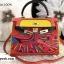 กระเป๋าหนังแท้ทรงยอดฮิต สไตล์Hermes kelly paint original size fashion bag thumbnail 2