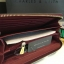 กระเป๋าสตางค์ Charle & Keith Front Zip Detail Wallet สีแดง ราคา 1,090 บาท Free Ems thumbnail 3
